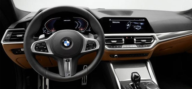 2021 BMW 4 Series Interior