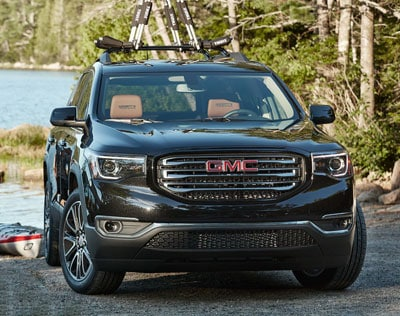 2019 GMC Acadia Front Grille