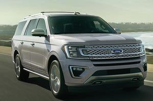2019 Ford Expedition Exterior Front