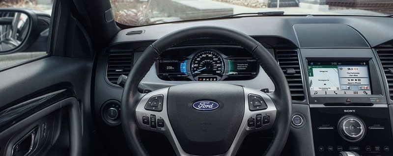 2019 Ford Taurus Interior