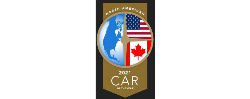 2021 North American Car of the Year™ Award