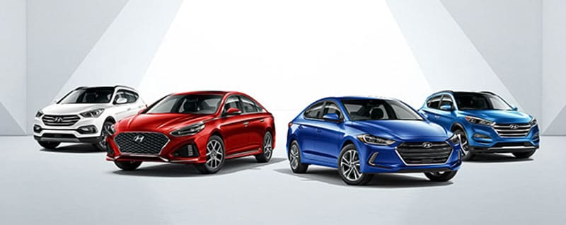 New Hyundai Vehicles