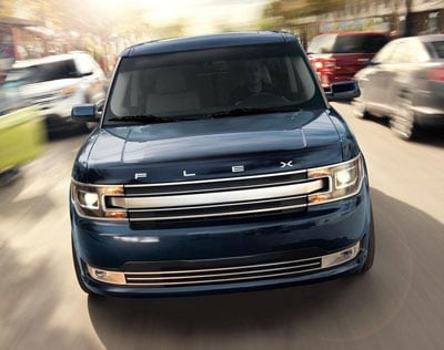 2019 Ford Flex Front Grille