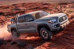 2019 Toyota Tacoma Exterior Front
