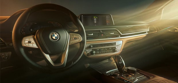 2021 BMW 7 Series Interior