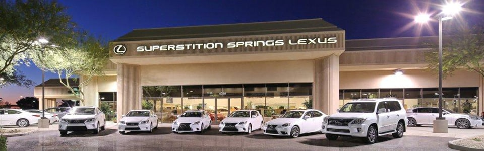 Superstition Springs Lexus | Mesa AZ Lexus Dealership | Berkshire Hathaway  Automotive