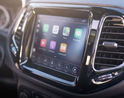 Apple Carplay on 2019 Jeep Compass