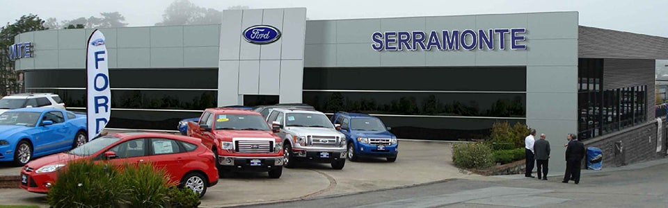 Amazing Serramonte Ford