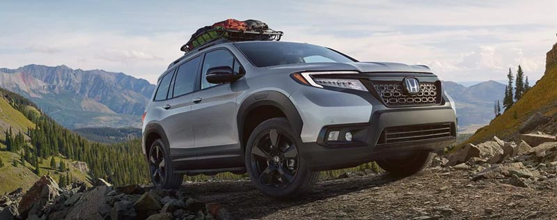 Honda Bringing Back the Passport