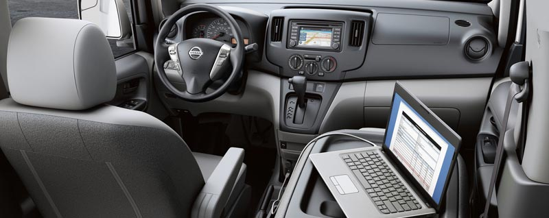 2019 Nissan NV Interior