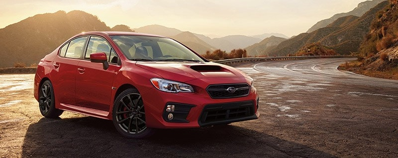 Subaru Impreza And Wrx Award Winning Vehicles Phoenix Az