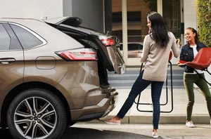 2019 Ford Edge Exterior Rear