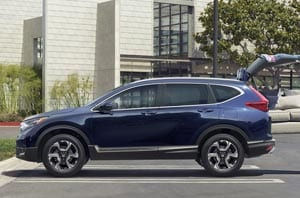 2019 Honda CR-V Exterior Rear