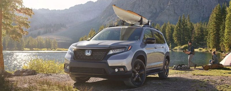 2019 Honda Passport Adventure Awaits