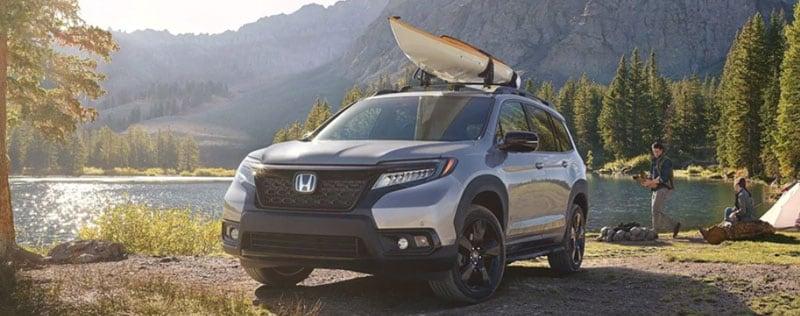 2019 Honda Passport Adventure Awaits