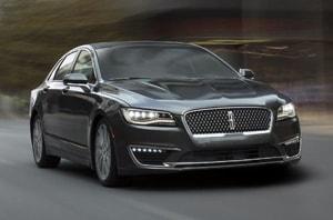 2018 Lincoln MKZ Exterior