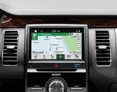 2019 Ford Flex Navigation