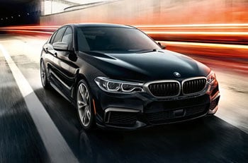 2019 BMW 5-Series Front