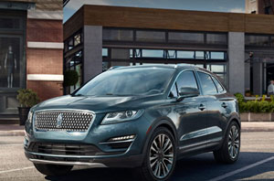 2019 Lincoln MKC Exterior