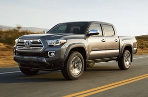 2018 Toyota Tacoma Review Features And Specs Serving