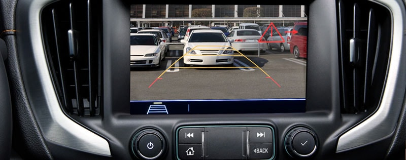 2019 GMC Terrain Backup Camera