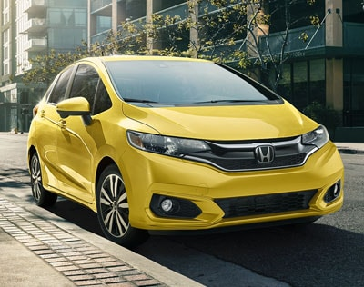 2019 Honda Fit Front Grille