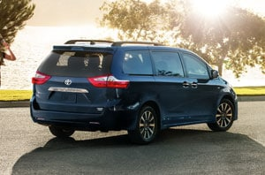 2019 Toyota Sienna Rear Liftgate