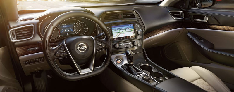 Nissan Maxima Interior and Air Conditioning