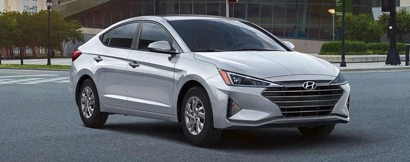 2019 Hyundai Elantra MPG