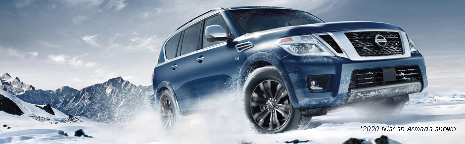 2021 nissan armada review | features & specs | in mckinney