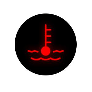 Coolant Level Warning