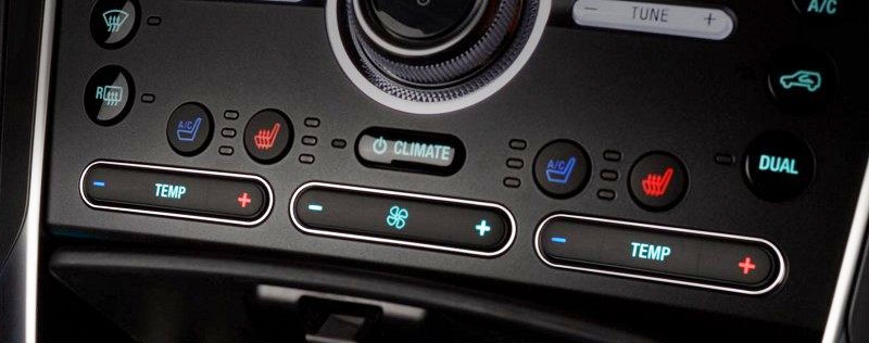 Ford Climate Control