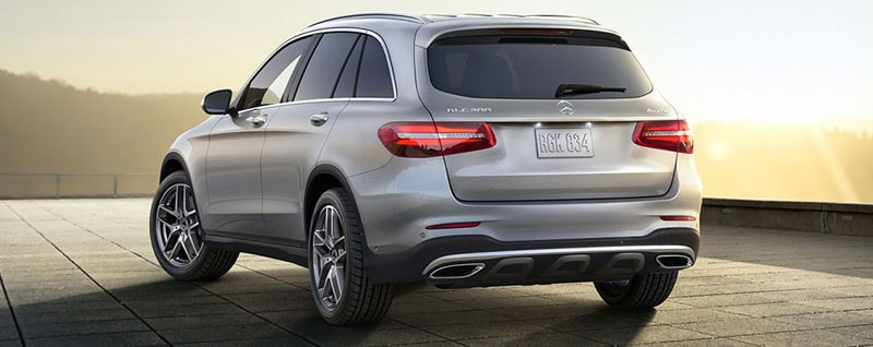 2018 Mercedes Benz GLC 300 4MATIC