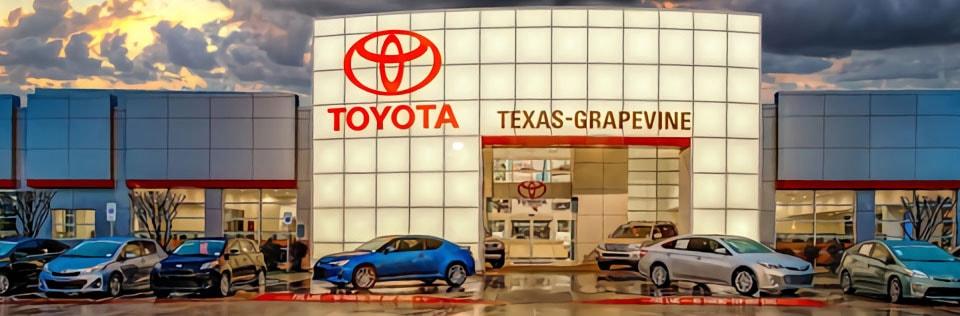 Grapevine Toyota