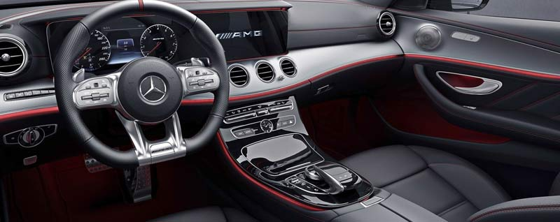 What Are The Features Of The 2019 Mercedes-AMG E 53 Sedan?