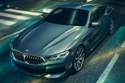 Research 2021 BMW 8 Series