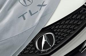 Acura TLX Front Grille