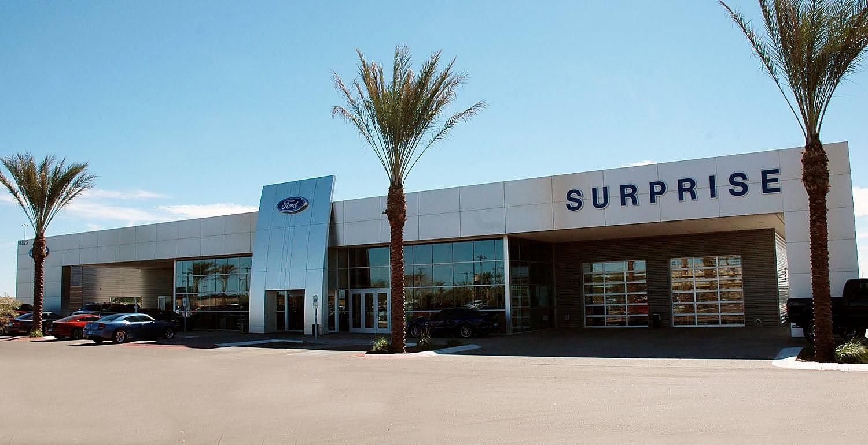 Surprise Ford Phoenix Ford Dealership Berkshire Hathaway Automotive