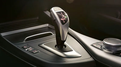 2019 BMW 2 Series Shifter