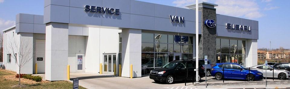 Subaru Dealership Kansas City >> Van Subaru Missouri Subaru Dealership Berkshire Hathaway Automotive