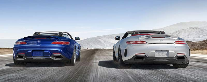 What Is New With The New Mercedes-AMG GT S Roadster?