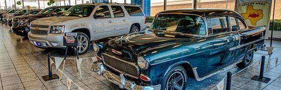 Reliable Chevrolet Chevrolet Dealership Richardson Texas Berkshire Hathaway Automotive