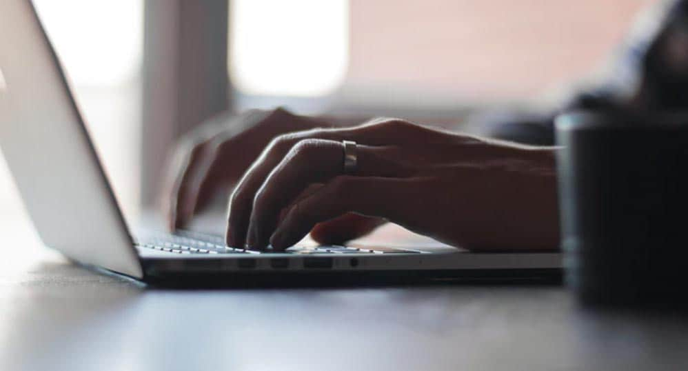 Buying Online With a Laptop