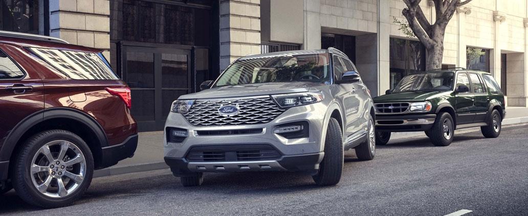 2020 Ford Explorer Co-Pilot360