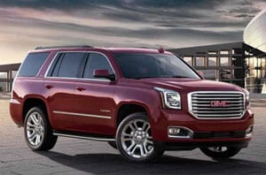 2018 GMC Yukon Side