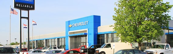 Reliable Chevrolet Chevrolet Dealership Springfield Mo Berkshire Hathaway Automotive