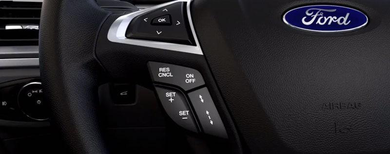Ford Adaptive Cruise Control