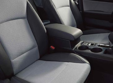 Subaru Features Interior