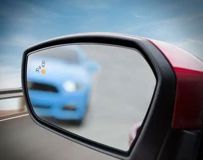 Cross Traffic Alert Safety Feature