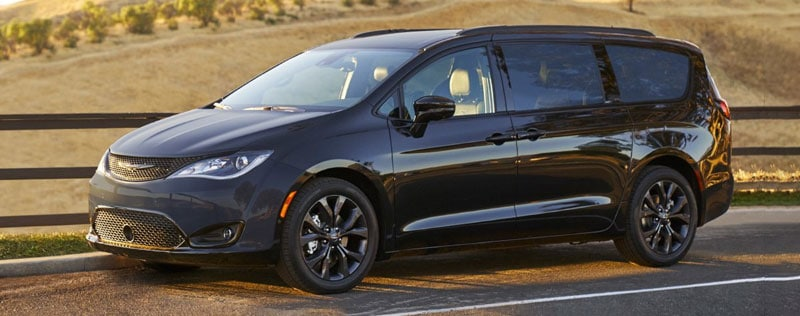 2019 Chrysler Pacifica S Appearance Package